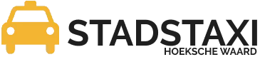 Stadstaxi Hoekschewaard logo